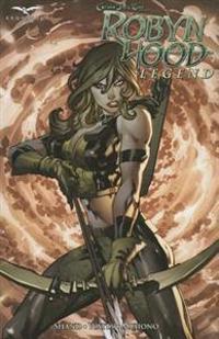 Grimm Fairy Tales: Robyn Hood Legend