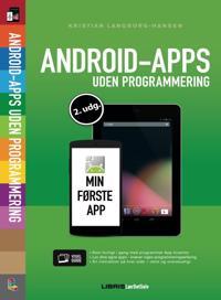 Android-apps uden programmering