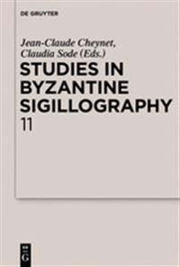 Studies in Byzantine Sigilography