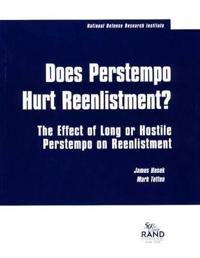 Has Perstempo Hurt Reenlistment