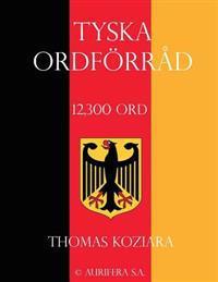 Tyska Ordforrad
