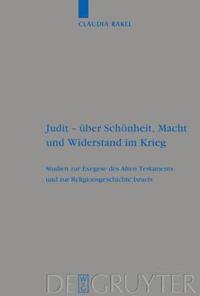 Judit Uber Schonheit, Macht Und Widerstand Im Krieg