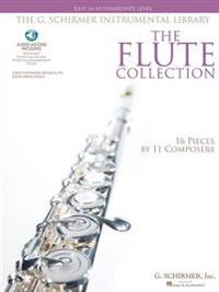 The Flute Collection: 16 Pieces by 11 Composers: Easy to Intermediate Level
