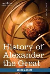 History of Alexander the Great