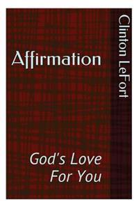 Affirmation: God's Love for You
