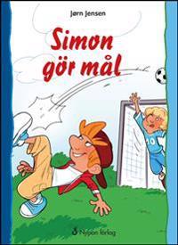 Simon gör mål