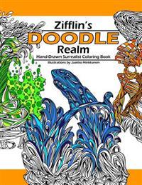 Doodle Realm: Zifflin's Coloring Book