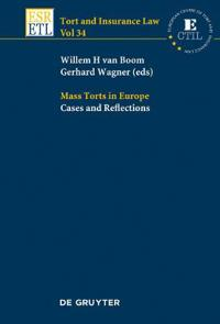 Mass Torts in Europe