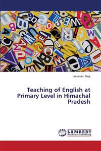 Teaching of English at Primary Level in Himachal Pradesh