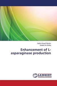 Enhancement of L- Asparaginase Production