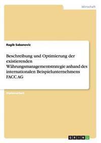 Beschreibung Und Optimierung Der Existierenden Wahrungsmanagementstrategie Anhand Des Internationalen Beispielunternehmens Facc AG