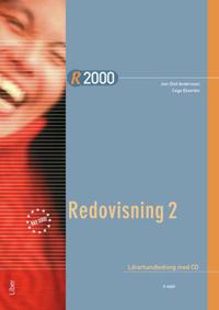 R2000 Redovisning 2 Lärarhandledning med CD