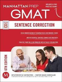 Manhattan Prep Gmat Sentence Correction