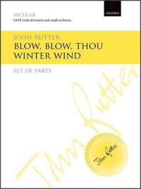 Blow, Blow, Thou Winter Wind