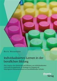 Individualisiertes Lernen in Der Beruflichen Bildung