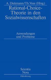 Rational-choice-theorie in Den Sozialwissenschaften