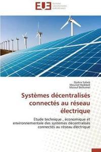 Systemes Decentralises Connectes Au Reseau Electrique