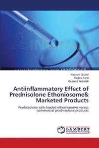 Antiinflammatory Effect of Prednisolone Ethoniosome& Marketed Products