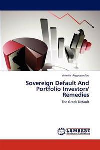 Sovereign Default and Portfolio Investors' Remedies
