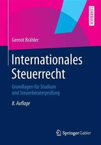 Internationales Steuerrecht