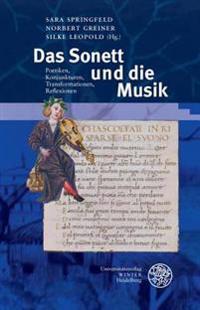 Das Sonett Und Die Musik: Poetiken, Konjunkturen, Transformationen, Reflexionen. Beitrage Zum Interdisziplinaren Symposium in Heidelberg Vom 26.
