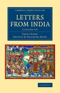 Letters from India 2 Volume Set