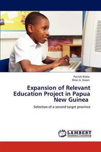 Expansion of Relevant Education Project in Papua New Guinea
