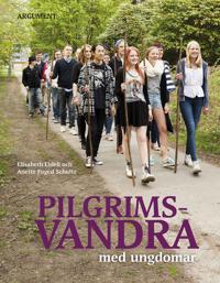 Pilgrimsvandra med ungdomar
