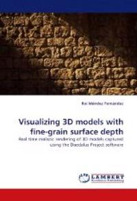 Visualizing 3D Models with Fine-Grain Surface Depth