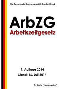 Arbeitszeitgesetz (Arbzg)