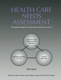 Health Care Needs Assessment
