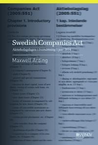 Swedish Companies Act - Aktiebolagslagen i översättning