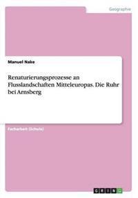 Renaturierungsprozesse an Flusslandschaften Mitteleuropas. Die Ruhr Bei Arnsberg