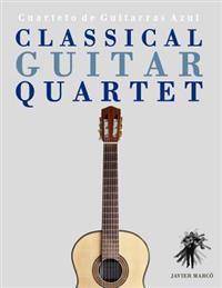 Classical Guitar Quartet: Cuarteto de Guitarras Azul