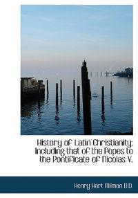 History of Latin Christianity