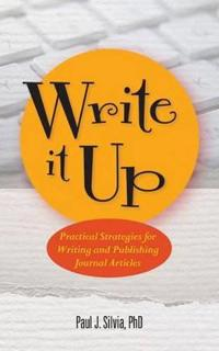 Write It Up