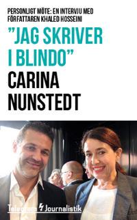 """""""Jag skriver i blindo"""" : Personligt möte: En intervju med författaren Khaled Hosseini"""