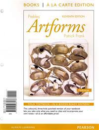 Prebles' Artforms Books a la Carte Plus New Mylab Arts with Etext -- Access Card Package