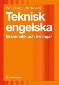 Teknisk engelska - Grammatik och övningar