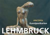 Kunstpostkartenbuch Wilhelm Lehmbruck