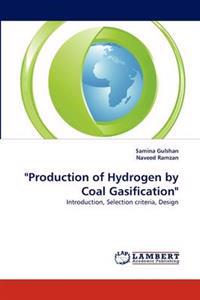Production of Hydrogen by Coal Gasification
