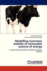 Modelling Economic Viability of Renewable Sources of Energy