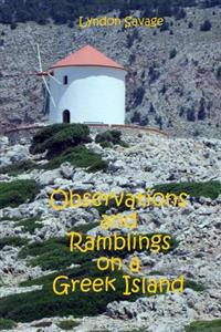 Observations and Ramblings on a Greek Island