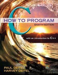 How to Program C
