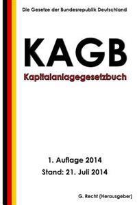 Kapitalanlagegesetzbuch (Kagb)