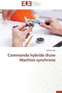 Commande Hybride D'Une Machine Synchrone