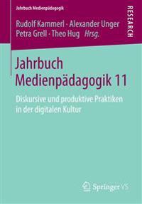Jahrbuch Medienpädagogik 11