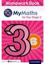 Mymaths: For Key Stage 3: Homework Book 3b
