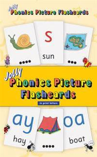Jolly Phonics Picture Flash Cards