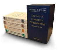 The Art of Computer Programming, Volumes 1-4A Boxed Set